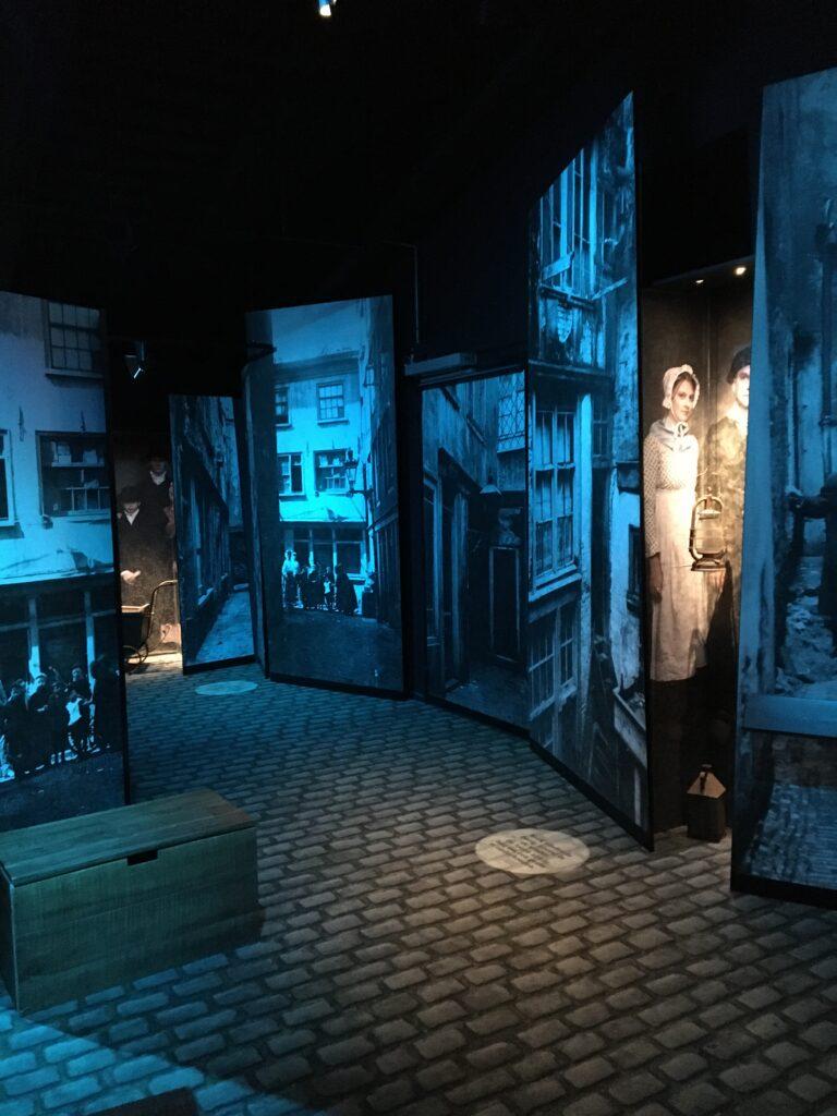 Videoruimte museum de Proefkolonie