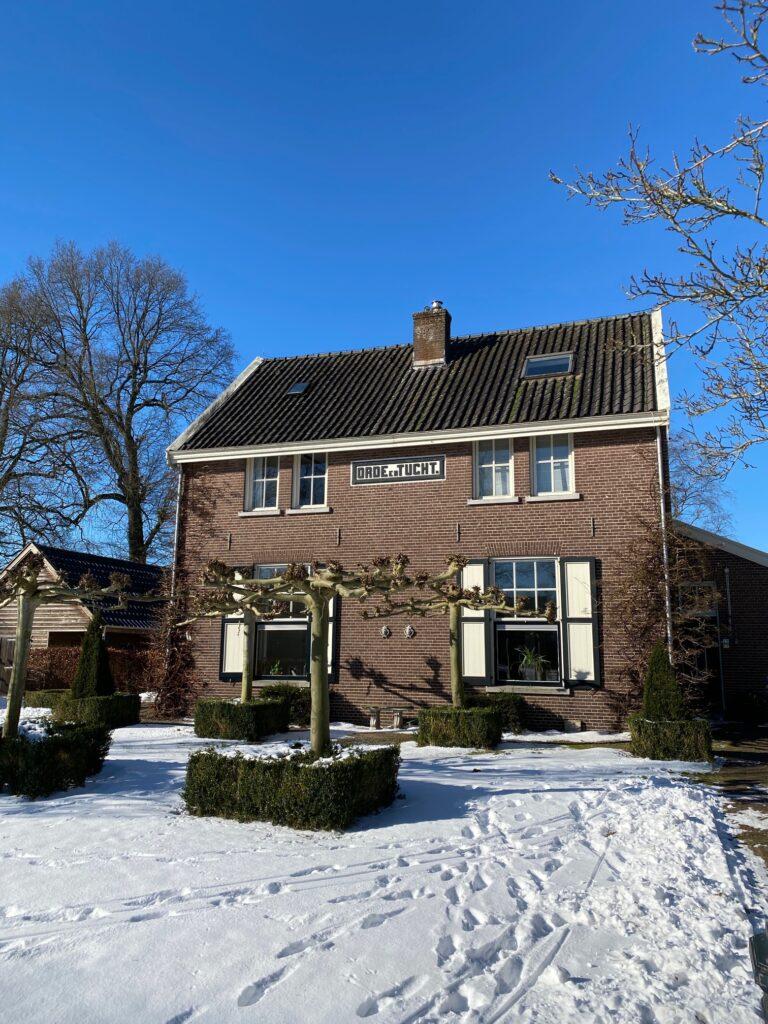 Woonhuis Veenhuizen